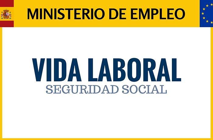 INFORMA DE VIDA LABORAL