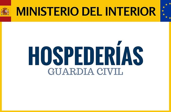 IMAGEN HOSPEDERIAS GUARDIA CIVIL